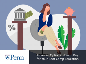 How to pay for Penn boot camps